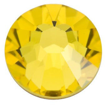 Swarovski Elements - Citrine - SS10