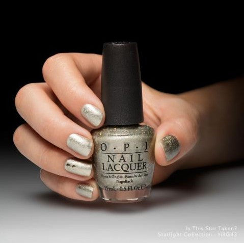 OPI Nail Polish StarLight Collection - Is this Star Taken?