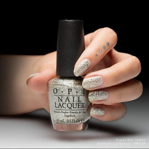 OPI Nail Polish StarLight Collection - Super Star Status