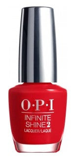 OPI Infinite Shine - Unequivocally Crimson