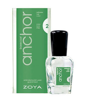 Zoya Nail Polish - Anchor Base Coat 0.5oz
