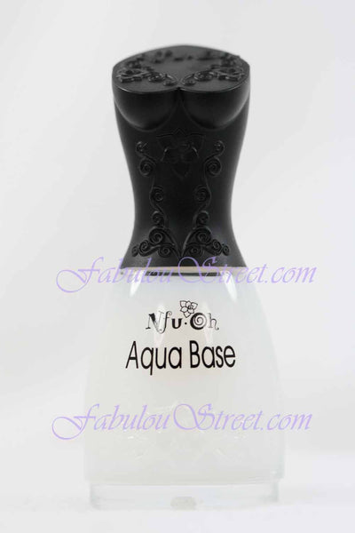 Nfu Oh Aqua Base Coat