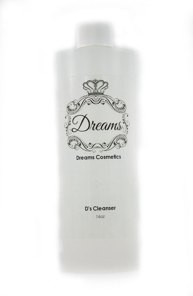 Dreams - D's Cleanser 16oz