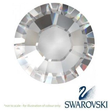 Swarovski Elements - Crystal (Clear) - SS30
