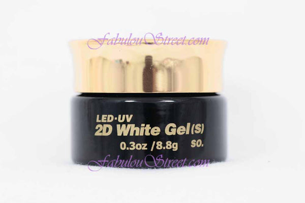 LED 2D White Gel