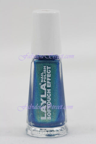 Layla Softouch Effect - #10 Turquoise Splash