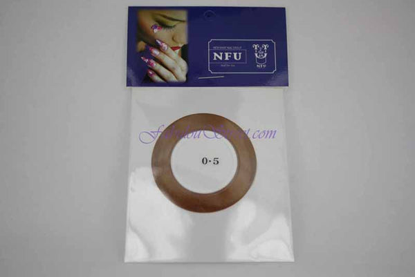 Nfu Oh Line Tape - Gold