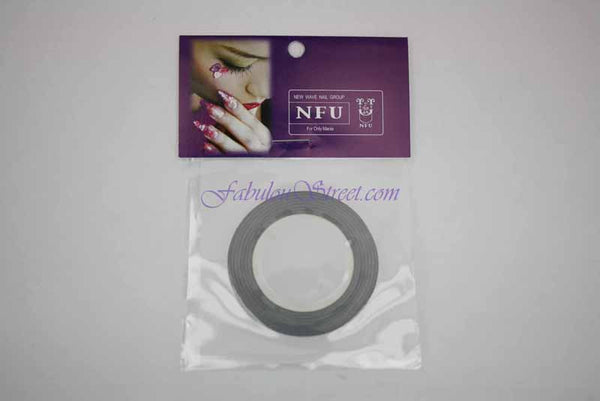 Nfu Oh Line Tape - Silver