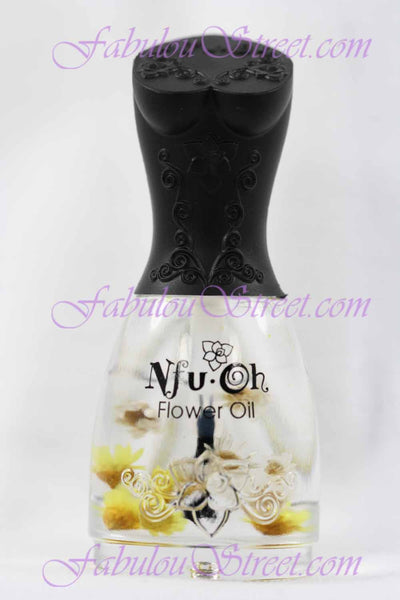 Nfu Oh Cuticle Flower Oil - #02 Banana