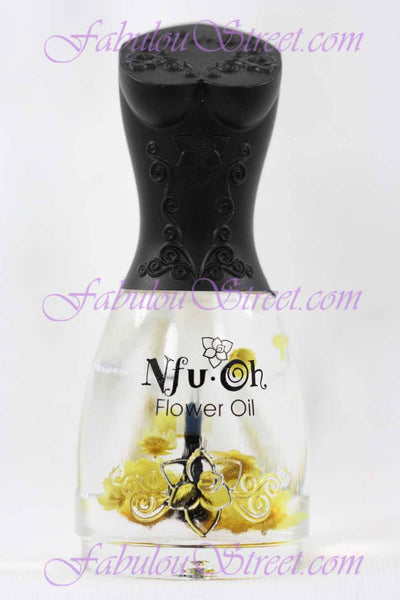 Nfu Oh Cuticle Flower Oil - #03 Sun Flower