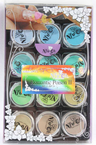 Nfu Oh Romantic Poison Kit 2