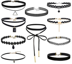 10 Pair choker set