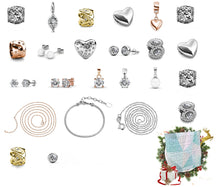 Load image into Gallery viewer, Destiny Jewellery  with Crystals from Swarovski®Advent Calendar
