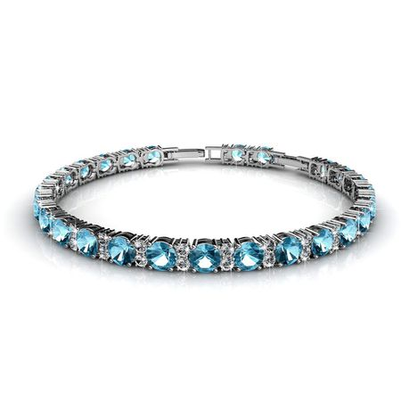 Destiny Kelly Bracelet with Swarovski Crystals