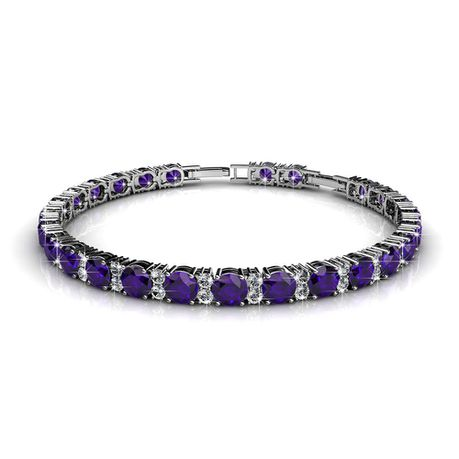 Destiny Oria Bracelet with Swarovski Crystals