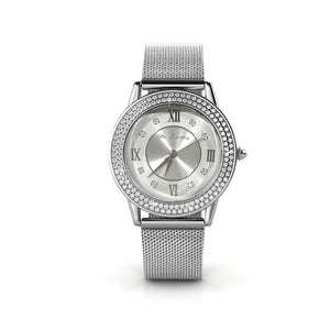 Destiny Jewellery Elana Stainless Steel watch embellished with Swarovski Elements