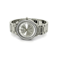Load image into Gallery viewer, Destiny Jewellery Layla Stainless Steel Watch embellished with Swarovski Elements