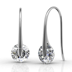 Destiny Jewellery Ella 3 Pair Earring set embellished with Swarovski crystals