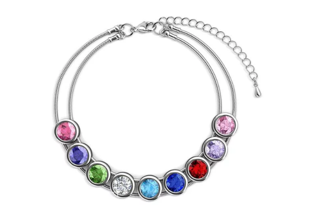 Destiny Tara Bracelet with Swarovski Crystals
