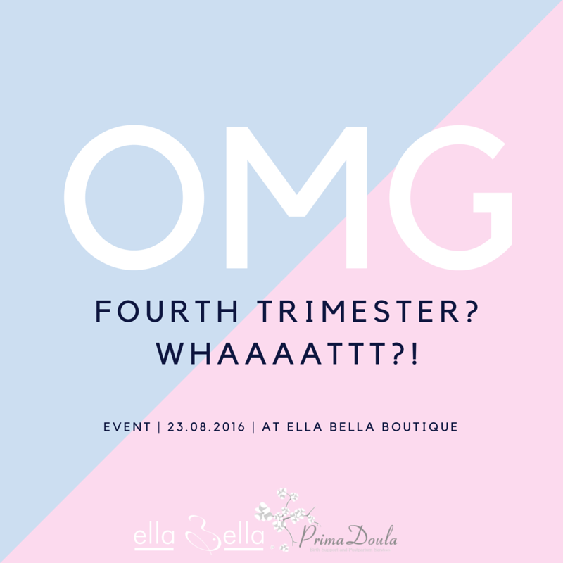 Ella Bella x Prima Doula Event | This August!