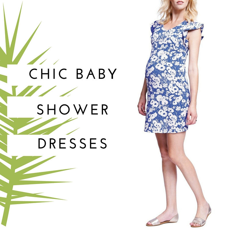 Celebrate in Style | Chic Baby Shower Dresses