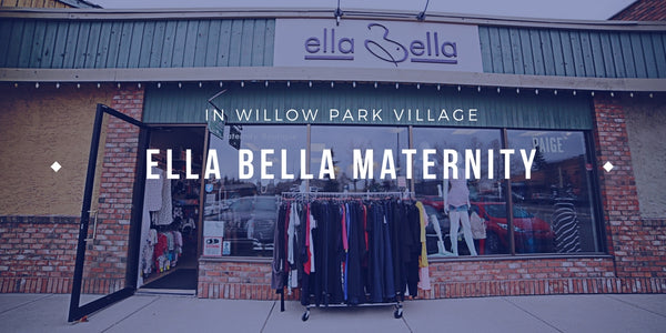 cbe1a1fc8 Ella Bella- Maternity Boutique