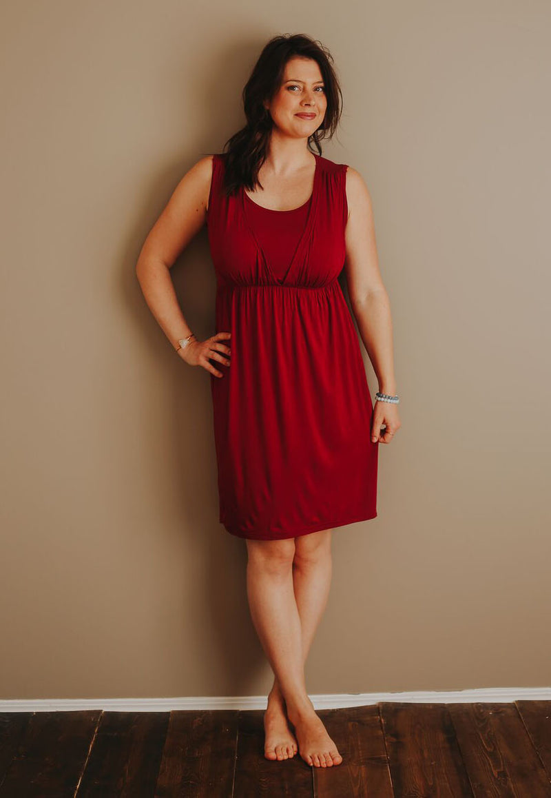 Viviane Nursing Dress