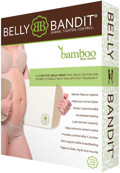 Belly Bandit Belly Wrap Bamboo