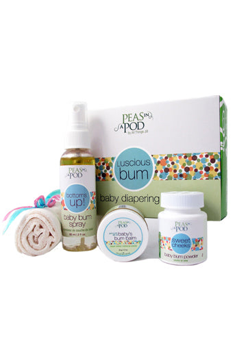 Luscious Bum Diapering Kit
