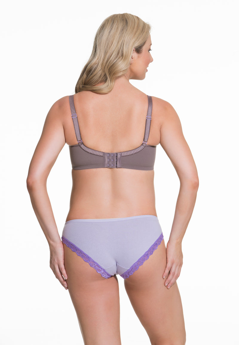 Croissant Smoothing Seamfree Flexi-wire Nursing Bra