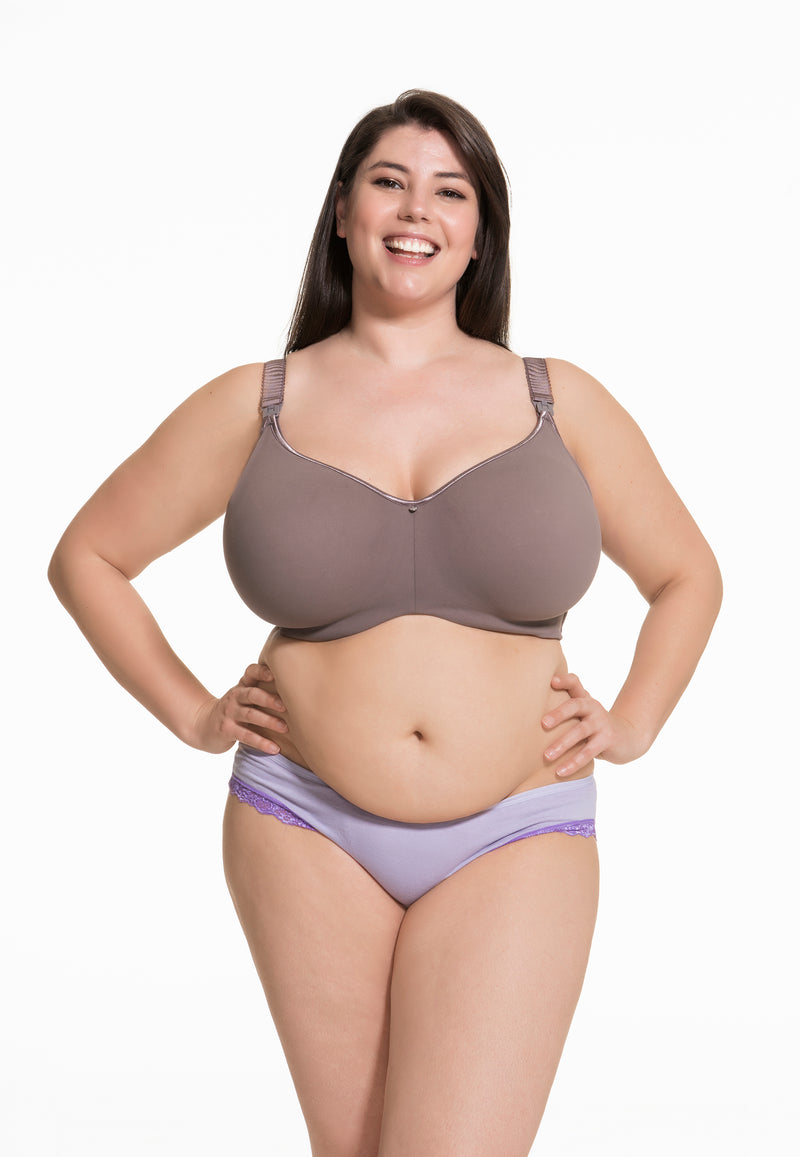 Cotton Candy Seamless Nursing & Sleep Bra