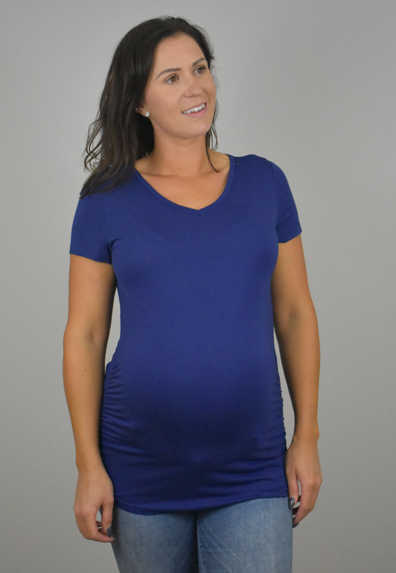 Ashley Maternity Tee