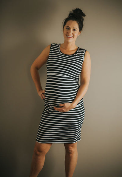 Affordable maternity clothes. Maternity clothing Canada. Nursing dresses Calgary. Breastfeeding clothing Canada.