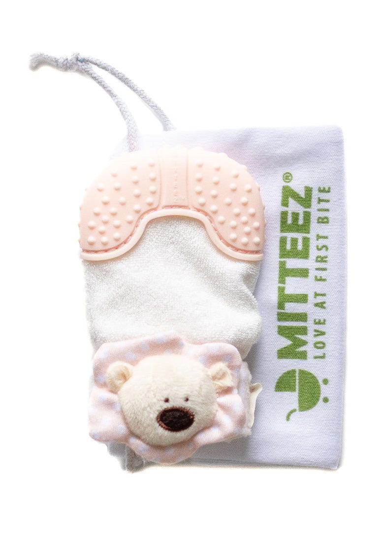 The Ultimate Organic Teething Mitty