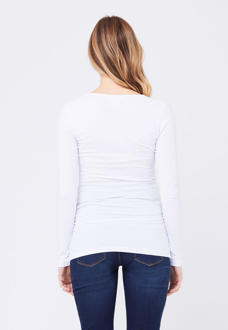 Long Sleeve Tube Tee
