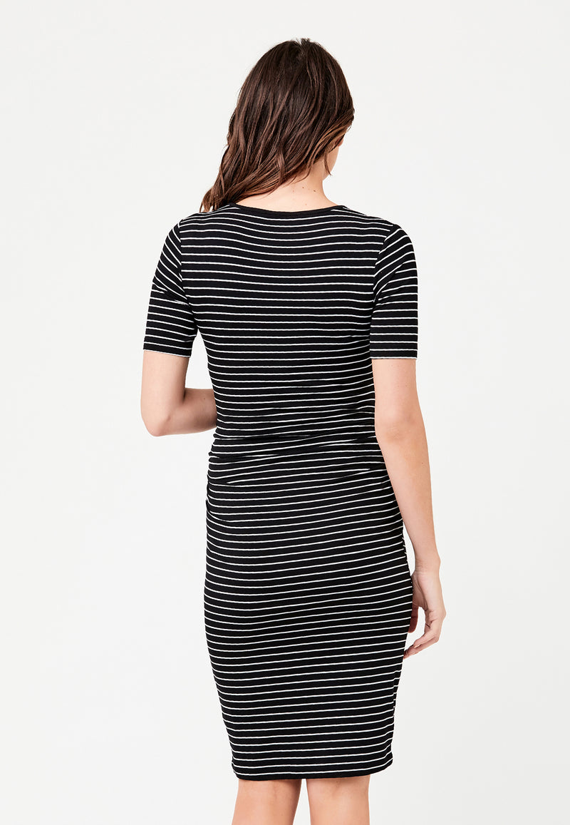 Mia Short Sleeve Nursing Dress
