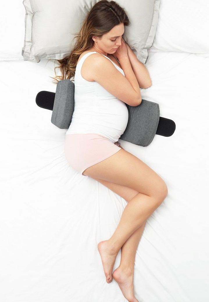 S.O.S. Sleep-On-Side Pregnancy Pillow