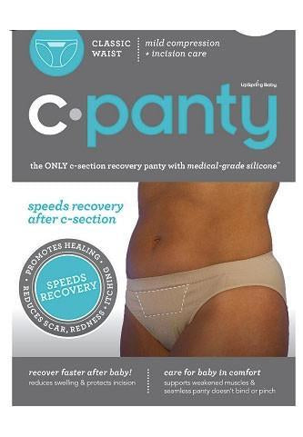C Panty Classic Waist C-Section Recovery Underwear