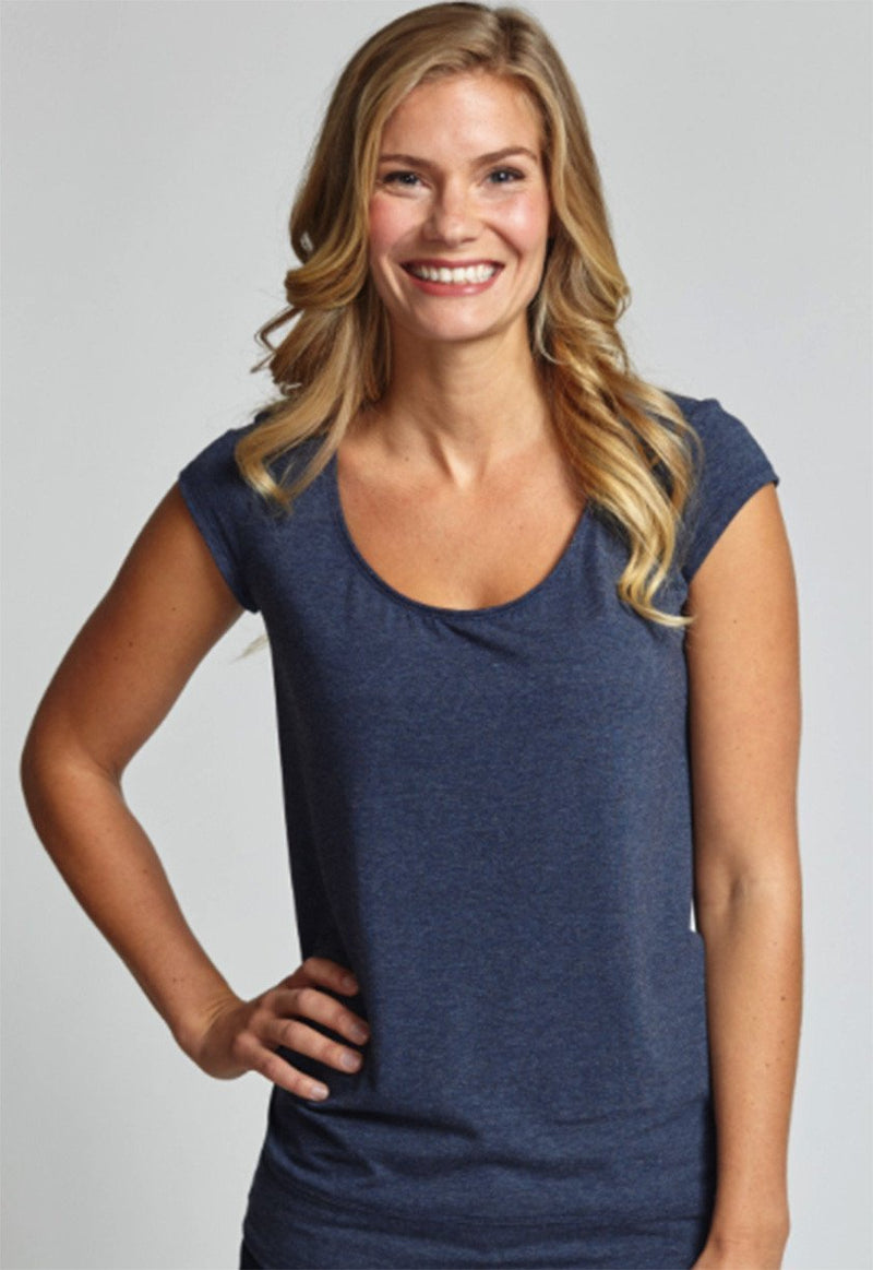 Molly Crossover Nursing Tank