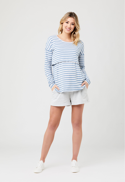 Maternity clothing Canada. Nursing tops Canada, affordable breastfeeding clothing. Free shipping.  Ripe Maternity clothes Canada. Summer Pregnancy clothing.