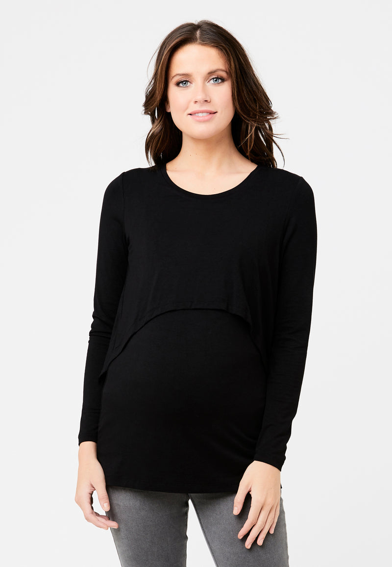 Maternity clothing Canada. Nursing tops Canada, affordable breastfeeding clothing. Fall pregnancy, Free shipping, affordable