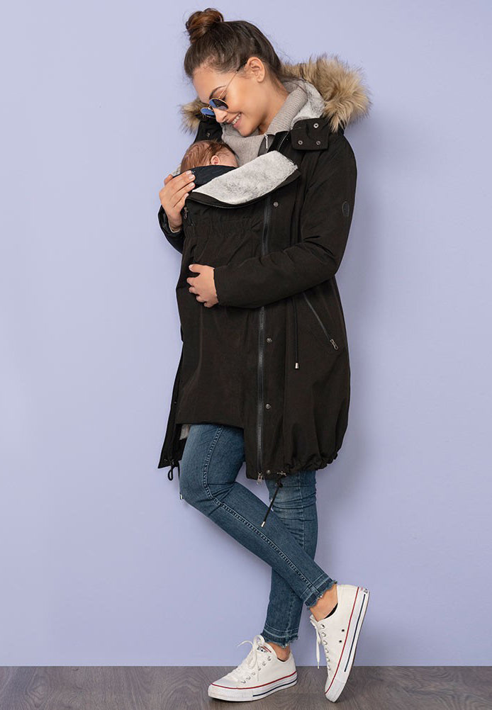 Valetta 3 in 1 Winter Maternity Parka