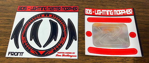 LIGHTNING Master Morpher Labels
