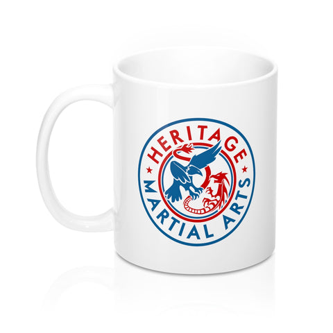 Heritage Martial Arts Mugs