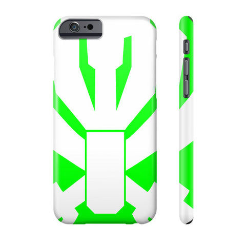 Gokai Green iPhone Case