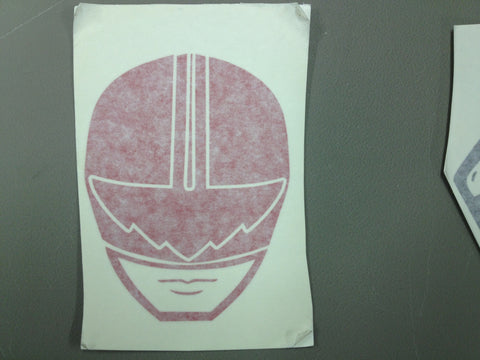 TimeFire Helmet Decal