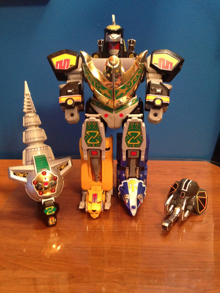 Dragonzord In Battle Mode Labels Bd15 Decals Amp Props