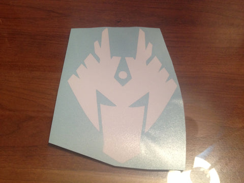 Ryuki Symbol Decal