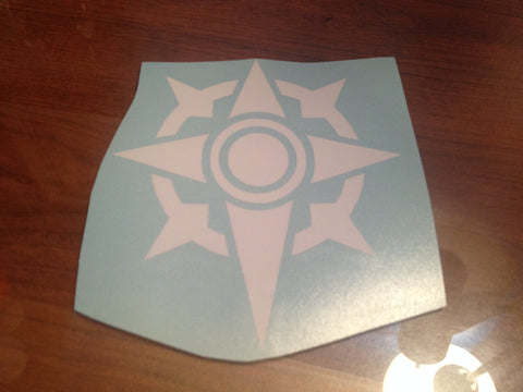 Ixa Symbol Decal