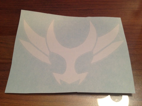 Agito Symbol Decal